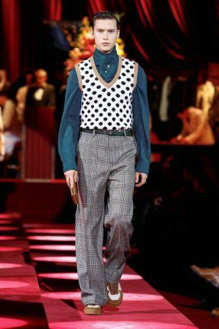 Dolce & Gabbana Menswear Fall Winter 2019 Milan107