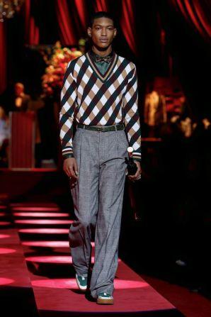 Dolce & Gabbana Menswear Fall Winter 2019 Milan109