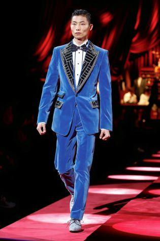 Dolce & Gabbana Menswear Fall Winter 2019 Milan113