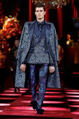 Dolce & Gabbana Menswear Fall Winter 2019 Milan121