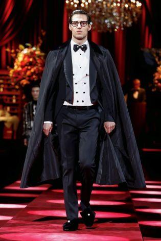 Dolce & Gabbana Menswear Fall Winter 2019 Milan125