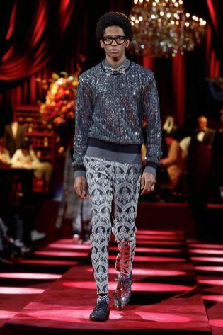 Dolce & Gabbana Menswear Fall Winter 2019 Milan126