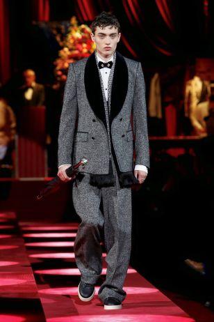 Dolce & Gabbana Menswear Fall Winter 2019 Milan2