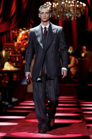 Dolce & Gabbana Menswear Fall Winter 2019 Milan20