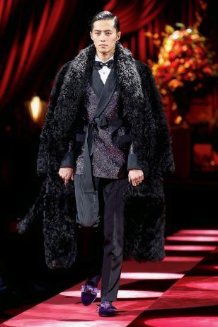 Dolce & Gabbana Menswear Fall Winter 2019 Milan24