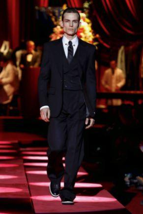 Dolce & Gabbana Menswear Fall Winter 2019 Milan31