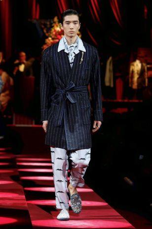 Dolce & Gabbana Menswear Fall Winter 2019 Milan34
