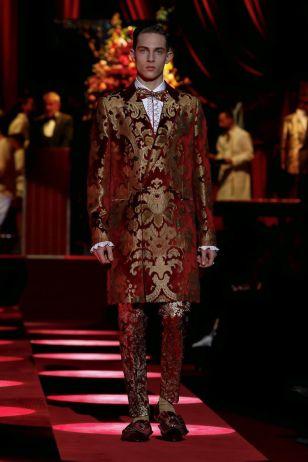 Dolce & Gabbana Menswear Fall Winter 2019 Milan41