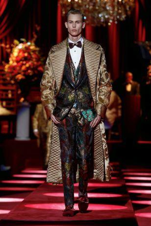 Dolce & Gabbana Menswear Fall Winter 2019 Milan42