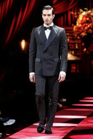 Dolce & Gabbana Menswear Fall Winter 2019 Milan59