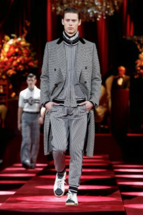 Dolce & Gabbana Menswear Fall Winter 2019 Milan6