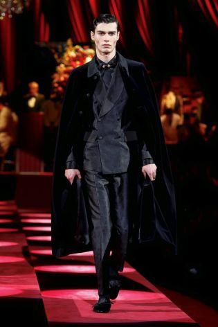 Dolce & Gabbana Menswear Fall Winter 2019 Milan60