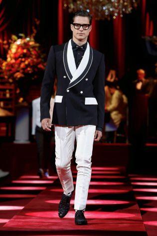 Dolce & Gabbana Menswear Fall Winter 2019 Milan62