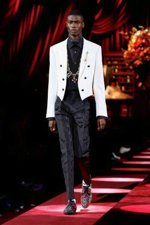Dolce & Gabbana Menswear Fall Winter 2019 Milan64