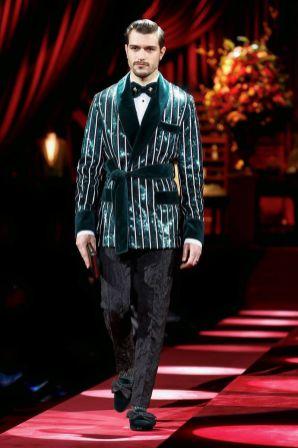 Dolce & Gabbana Menswear Fall Winter 2019 Milan79