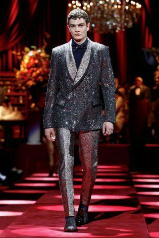 Dolce & Gabbana Menswear Fall Winter 2019 Milan84