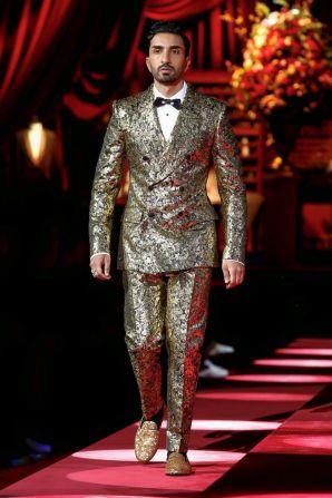 Dolce & Gabbana Menswear Fall Winter 2019 Milan93