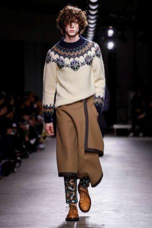 Dries Van Noten Menswear Fall Winter 2019 Paris12