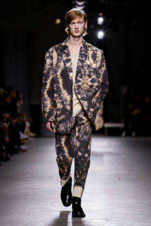 Dries Van Noten Menswear Fall Winter 2019 Paris17