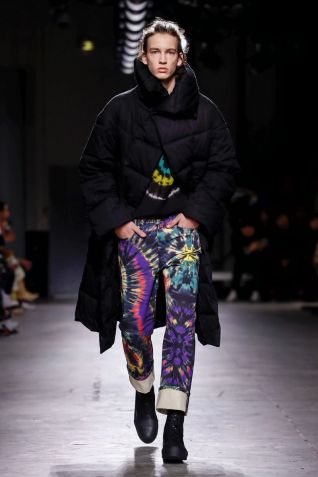 Dries Van Noten Menswear Fall Winter 2019 Paris31
