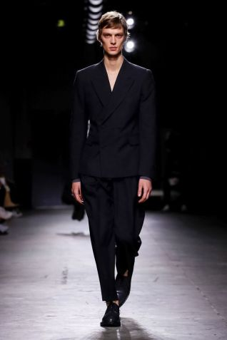 Dries Van Noten Menswear Fall Winter 2019 Paris40