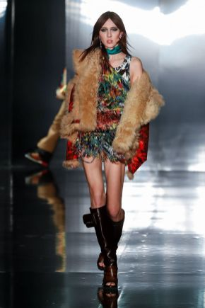 Dsquared2 Men & Women Fall Winter 2019 Milan10