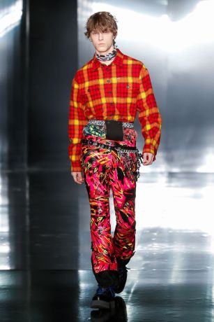 Dsquared2 Men & Women Fall Winter 2019 Milan2