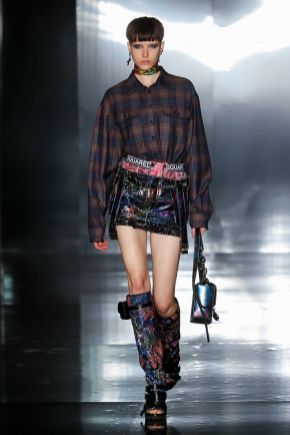 Dsquared2 Men & Women Fall Winter 2019 Milan26