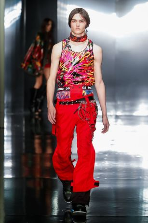 Dsquared2 Men & Women Fall Winter 2019 Milan4