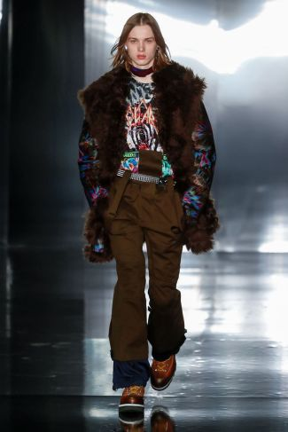Dsquared2 Men & Women Fall Winter 2019 Milan41