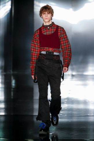 Dsquared2 Men & Women Fall Winter 2019 Milan43