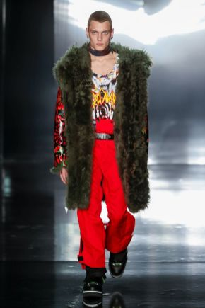 Dsquared2 Men & Women Fall Winter 2019 Milan6