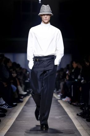 Dunhill Menswear Fall Winter 2019 Paris1