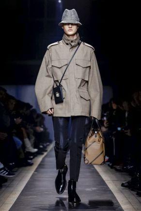 Dunhill Menswear Fall Winter 2019 Paris10