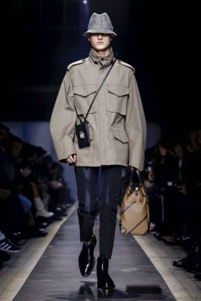 Dunhill Menswear Fall Winter 2019 Paris10