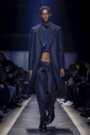 Dunhill Menswear Fall Winter 2019 Paris15