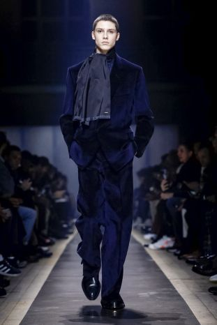 Dunhill Menswear Fall Winter 2019 Paris21