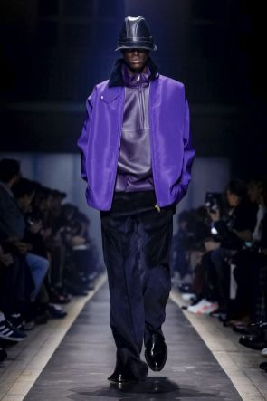 Dunhill Menswear Fall Winter 2019 Paris22