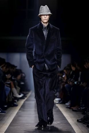 Dunhill Menswear Fall Winter 2019 Paris24