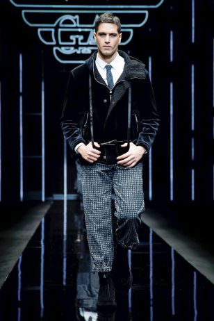 Emporio Armani Menswear Fall Winter 2019 Milan10