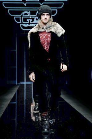 Emporio Armani Menswear Fall Winter 2019 Milan100