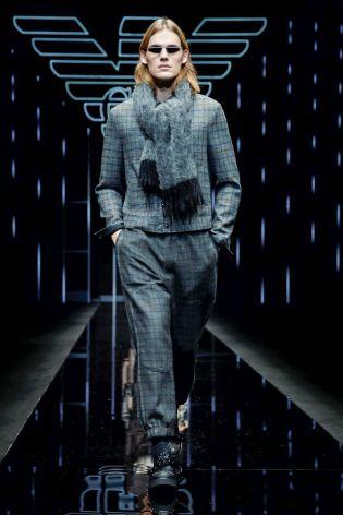 Emporio Armani Menswear Fall Winter 2019 Milan104
