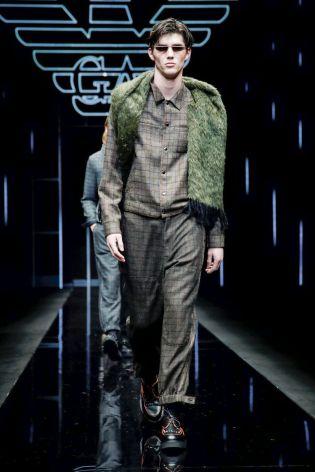 Emporio Armani Menswear Fall Winter 2019 Milan105
