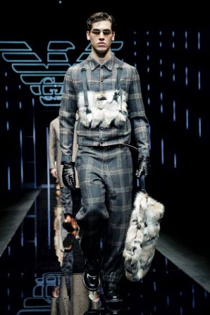 Emporio Armani Menswear Fall Winter 2019 Milan106