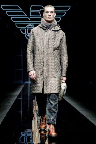 Emporio Armani Menswear Fall Winter 2019 Milan108