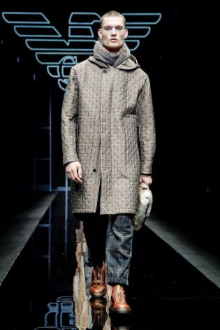 Emporio Armani Menswear Fall Winter 2019 Milan108