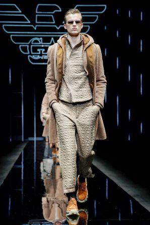 Emporio Armani Menswear Fall Winter 2019 Milan111
