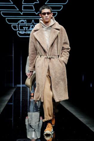 Emporio Armani Menswear Fall Winter 2019 Milan112
