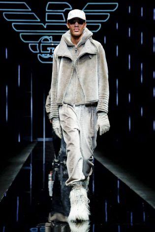 Emporio Armani Menswear Fall Winter 2019 Milan116