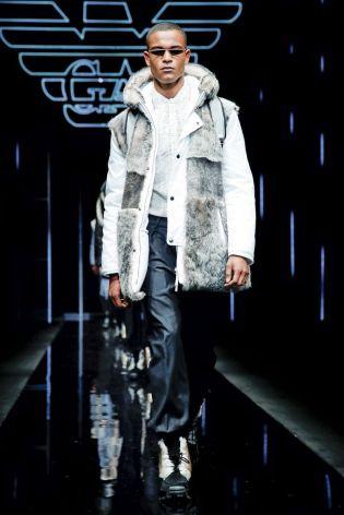 Emporio Armani Menswear Fall Winter 2019 Milan117